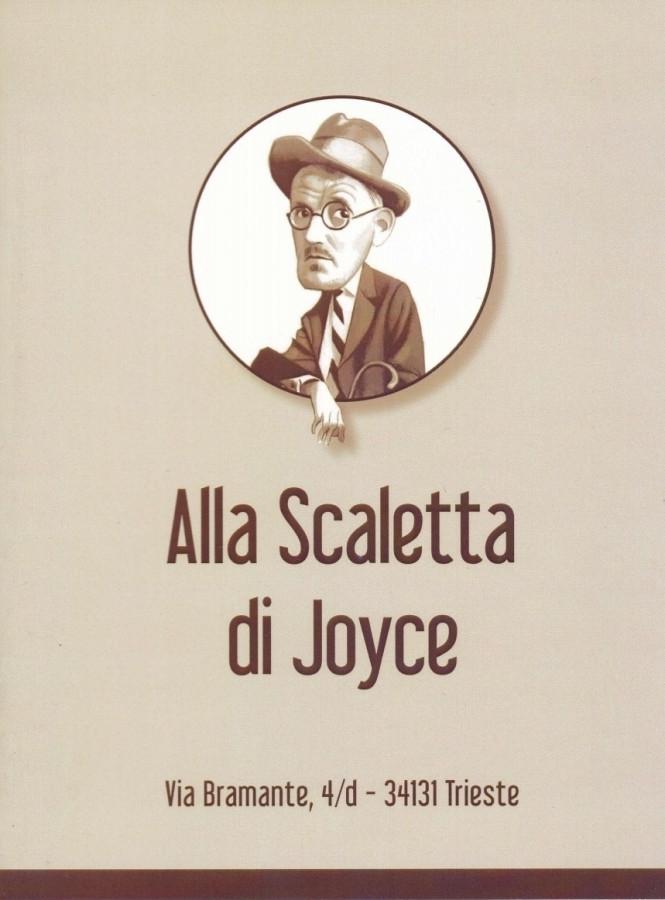 Alla scaletta di Joyce